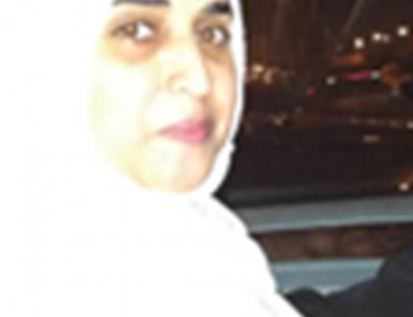 Najla Hariri Fighter for Change in the Driver Seat -july 2012
