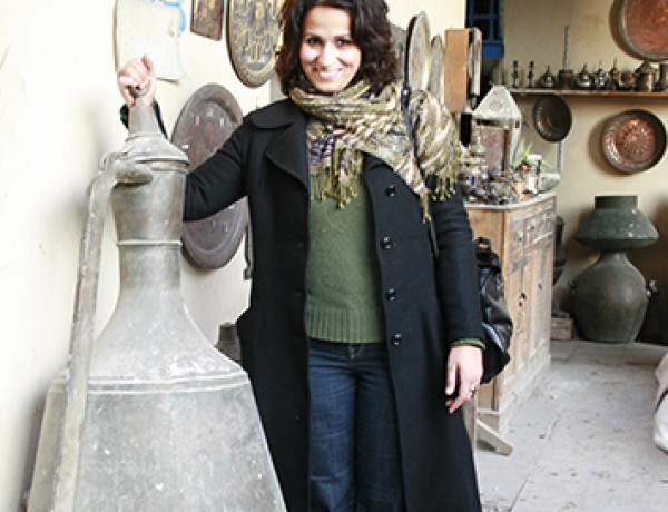 Nesreen El Zayat, Woman with a voice- November 2010
