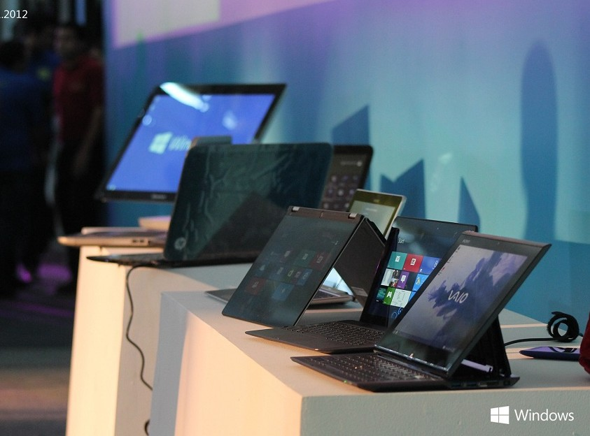 Microsoft Launches Windows 8 in Egypt