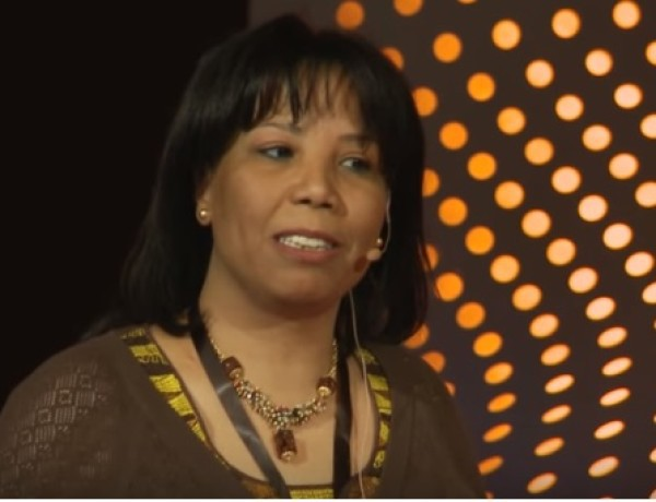 Azza Soliman at TEDx Cairo 2012