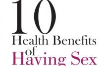 10 Health Benefits of Having Sex