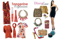 Tangerine Explosions and Disco Love