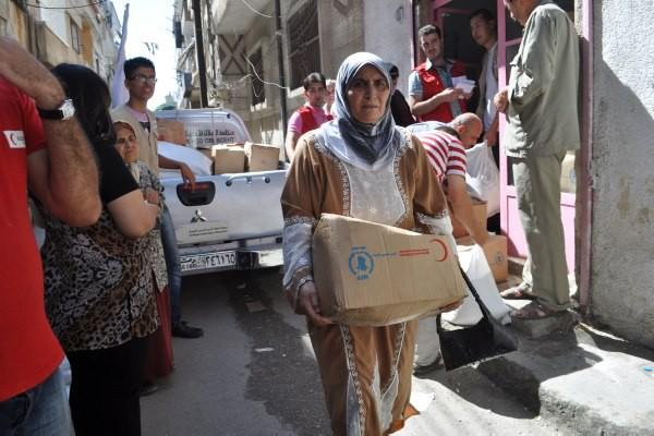 Feeding Syria
