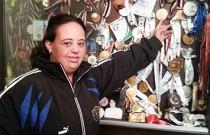 Special Olympics Champion! Lobna Moustafa: The Gold Fish