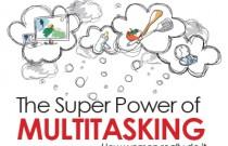The Super Power of Multitasking – How women really do it