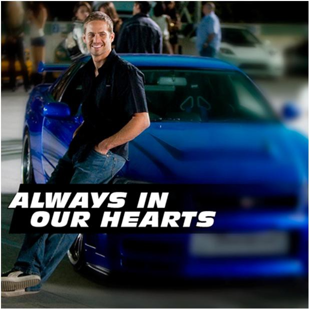 One Last Farewell to Paul Walker