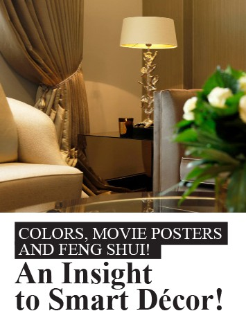 Colors, Movie Posters and Feng Shui!