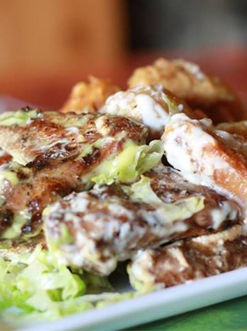 Cooking with Wings in Flavors