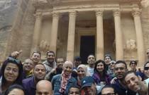 Wheelers: Beyond Borders from Egypt to Jordan!
