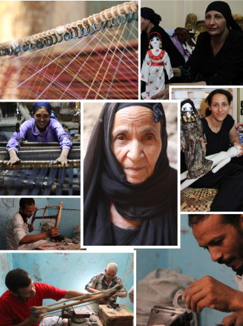Stories from Fair Trade Egypt