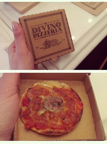 Pizza that's Absolutely Divine