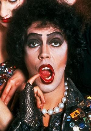MAC Takes Beauty Tips from Frank-N-Furter