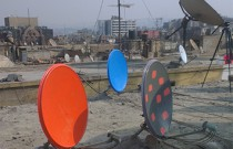 Beautifying Cairo One Dish at a Time