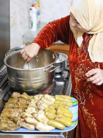 The Egyptian Obesity Cuisine
