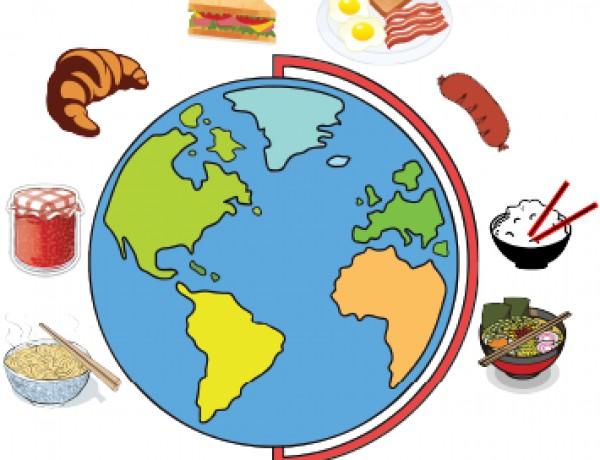 What Children Around the World Have for Breakfast