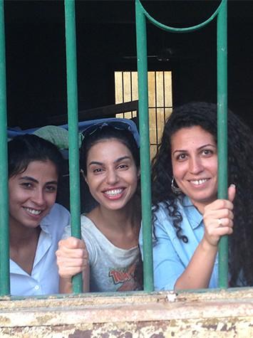 Reem El Adl's On-Screen Masquerade
