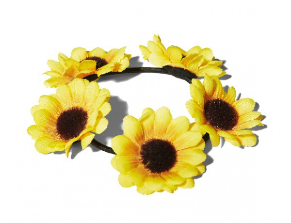 Springing back – H&M headband