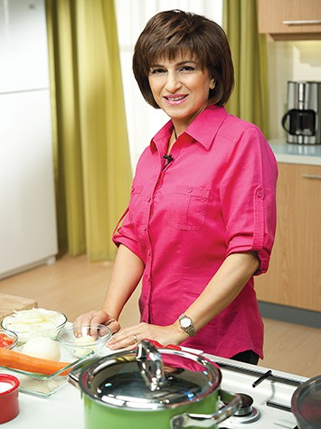 Discovering a Palette of Flavors with Salma Sulaiman