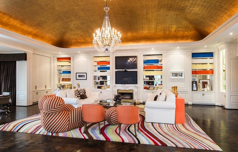 Max Azria's Million Dollar Mansion Is Absolutely Bonkers —Take the Tour!