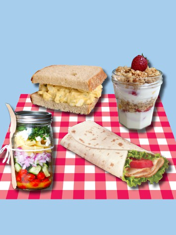 Soulful Snacks – Delicious, Healthy Picnic Food Recipes