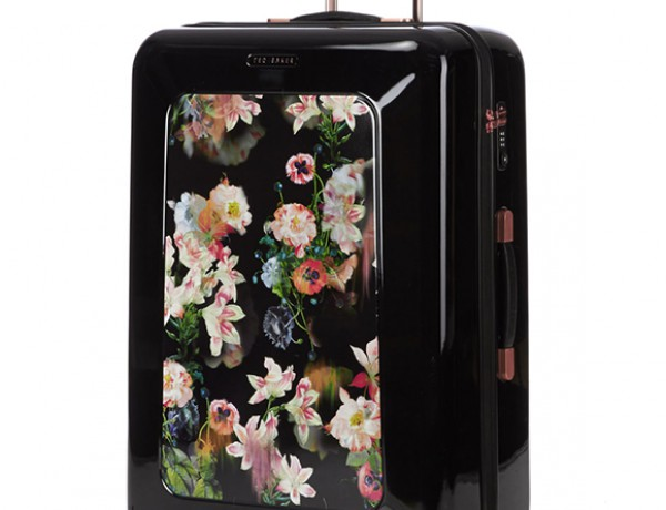 Ted Baker hard-shell luggage