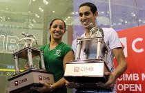 Egypt's Squash Pride and Joy, Raneem El Welily
