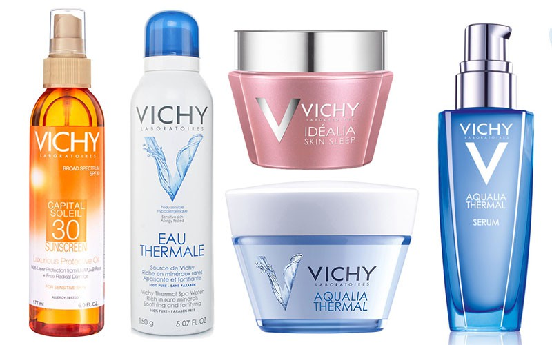 Clearing up your Skin's Mysteries at the Vichy Launch