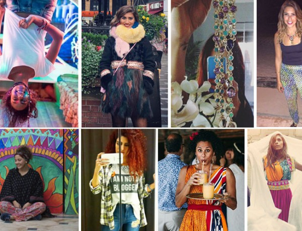 8 women who master bohemian style