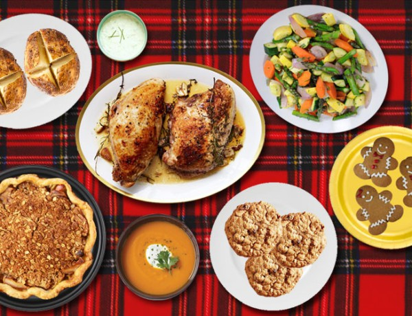 Nestle Christmas dinner featured image