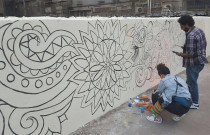Coloring Outside The Lines; Mirinda beautifies Cairo's Streets