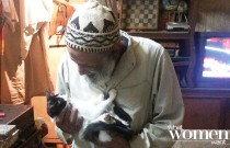 Cat Super Hero Just Landed in Cairo! Meet Heliopolis' Unconventional Door Man.