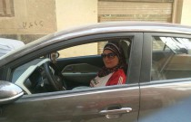 A Woman Behind the Wheel! An Egyptian Female Driver's Story