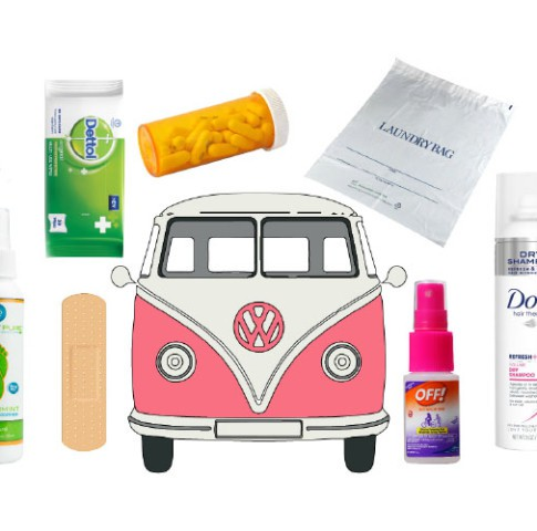 10 Sanitary Items You Need When Going on a Safari Trip