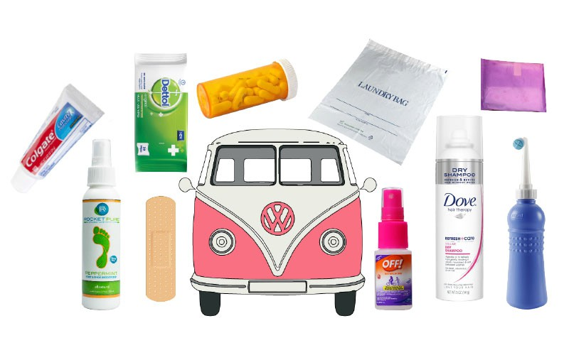 10 Sanitary Items You Need When Going on a Safari Trip!