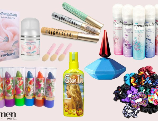 Beauty items we steal