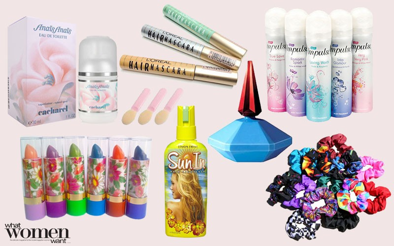 8 Beauty Items we used to Steal from our Mother's Dresser!