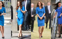 Kate Middleton Shows Fashionistas How it's Done with Recycled Dresses
