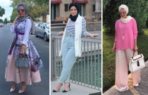Modest Chic! How to Survive the Boiling Hot Dubai while Still Looking Fabulous