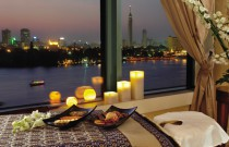 Cairo Streets Won't Kill your Spa Effect Anymore!  The Four Seasons Nile Plaza Offers a Free Ride to Heaven!