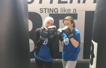 Punch Like A Girl! Take your BFF to F3 Fight & Fitness Factory