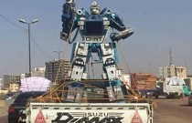 4 Theories about the Mystery Robot Spotted in Cairo