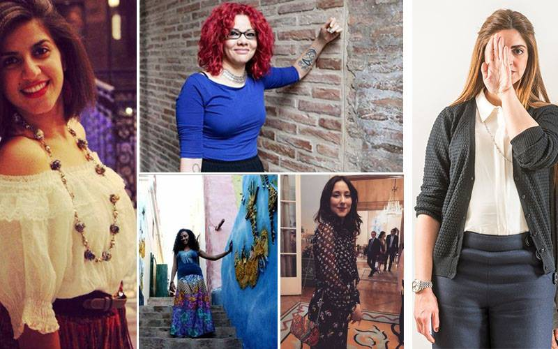 5 Badass Egyptian Women with a Great Sense of Style
