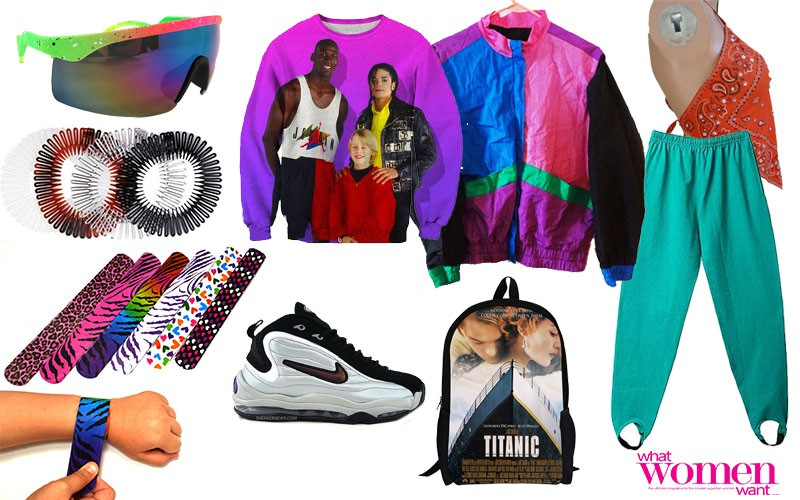90's Fashion Items we're Glad didn't make it back!