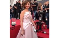 Menna Shalaby Wins Best Actress Award at Murex D'Or!
