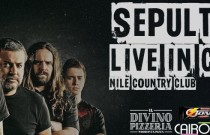 Sepultura are Performing Live in Egypt! Here's 5 Reasons why this is Great News