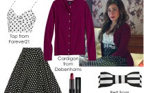 Get the Look; Nazly from Grand Hotel!