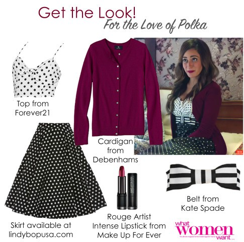3rd Get the Look – Amina Khalil