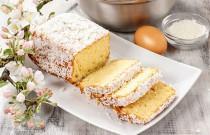 Coconut Cake with Ramadan Sugar Drizzle!