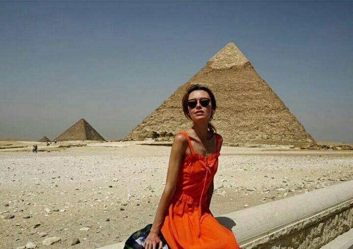Follow Me To Egypt Murad And Natalya Osman Spend Their