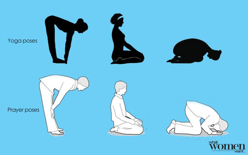 From Yoga Poses to Detox! 5 ways Islam Heals the Body